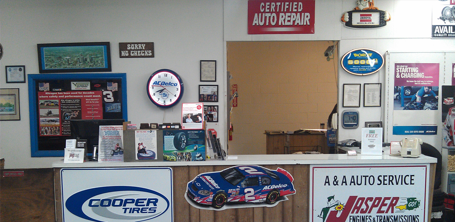 A & A Tire and Auto Service